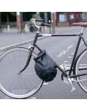 Le sac vélo LOXI est muni d'un système antivol qui vous permet de sécuriser votre vélo